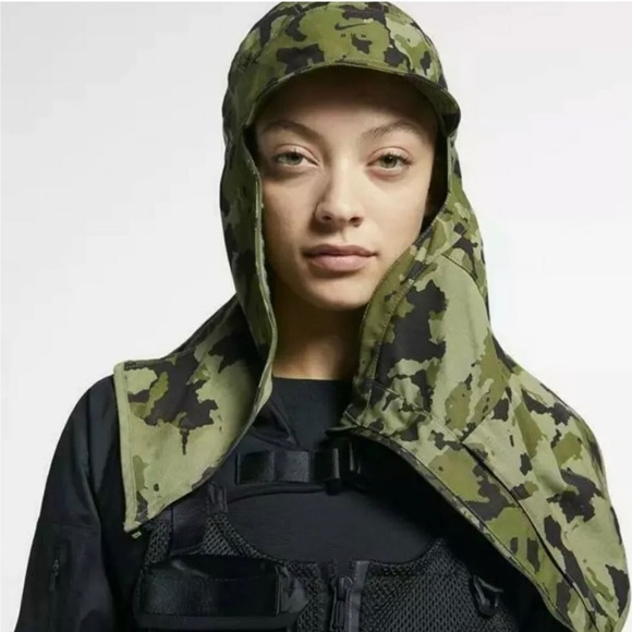 Nikelab X MMM Matthew Williams X Alyx Hat Camo